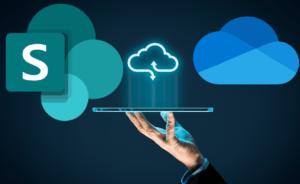 SharePoint vs OneDrive