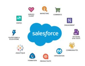 Salesforce SaaS