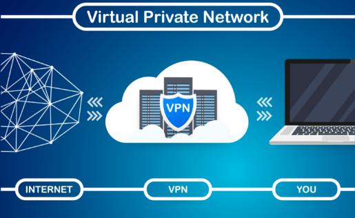 Sécurisé l'accès via un VPN