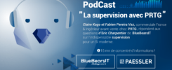 Podcast Supervision avec PRTG